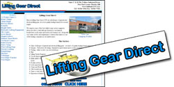 Lifting Gear Direct,Chain Hoist,Electric Hoist