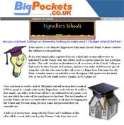 Bigpockets Mailshot 2
