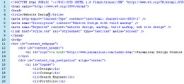 Compliant XHTML Markup